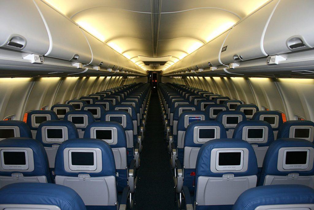 plane seating